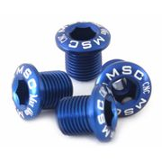 Msc Chainring Bolts Kit Alu7075t6 4 Units