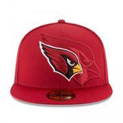 Casquette NFL Arizona Cardinals New Era Sideline 59fifty taille casquette - 7 1/4 (57.7cm)
