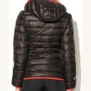 Peak Mountain - doudoune fine � capuche femme ALISEO-noir