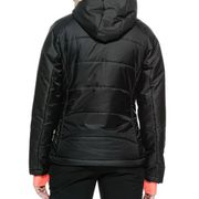 Peak Mountain - Blouson de ski femme ACEPEAK-noir/orange