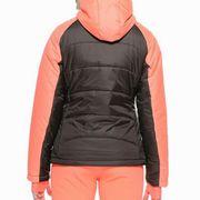 Peak Mountain - Blouson de ski femme ACEPEAKarron/orange
