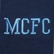 Manchester City FC officiel - Polo thème football - avec blason - homme
