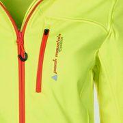 Ski alpin fille PEAK MOUNTAIN Peak Mountain - Blouson softshell 10/16 ans GANNE-jaune