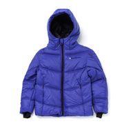 Peak Mountain - Doudoune fille 3/8 ans FANSEI-bleu
