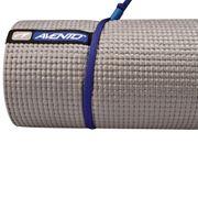Tapis pilates et yoga sublime Avento Tapis de yoga 41VH-GRB-Uni 173 x 61 cm PVC Gris