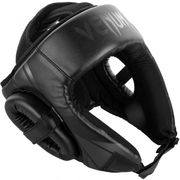 CASQUE CHALLENGER OPEN FACE HEADGEAR NOIR VENUM