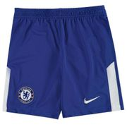 Short Officiel Enfant Chelsea Home Saison 2017/2018