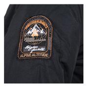 Peak Mountain - Parka de ski homme CAPEAK- noir
