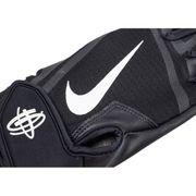 Gant de Batting Nike Huarache Edge Noir taille - XL