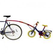 Trail Gator – tandem avec barre de remorquage de vélo enfant