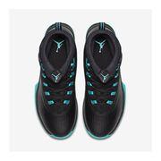 Chaussure de Basketball Jordan Ultra Fly 2 Noir Jade logo rouge et noir pour homme