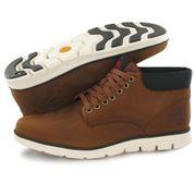 Timberland Chukka Lth marron, boots homme