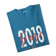 T-shirt fille France 2018 2 étoiles