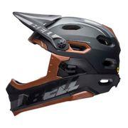 Casque Bell Super DH MIPS noir mat bronze