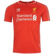 Maillot Warrior Liverpool 2014