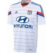 Maillot Officiel Adidas OL Olympique Lyonnais 2014