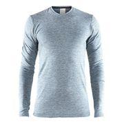 T-shirt à manches longues Craft Warm Comfort bleu clair