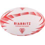 Ballon de rugby supporter Gilbert Biarritz (taille 5)