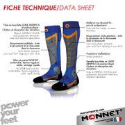 Chaussette de ski Monnet Access