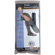 Camping et randonnée Esthetique Chaussettes de compression de voyage Travelsafe TS0370M 39-42
