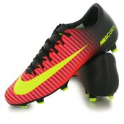 Nike Mercurial Victory 4 Fg rouge, chaussures de football homme