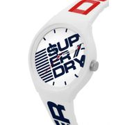 Superdry Montres Blanc pour Homme - SYG226W