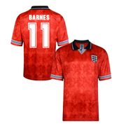 Score Draw England 1990 exterieur Maillot