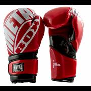 Gants de boxe Road sport rouge Metal Boxe Taille - 8oz