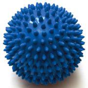 Sissel Balle de massage hérissée 2 pcs 10 cm Bleu SIS-161.010