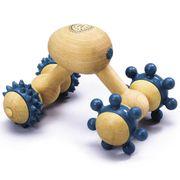 Sissel Rouleau de massage Fit-Roller Ergo Roll 13x9x10 cm SIS-161.021