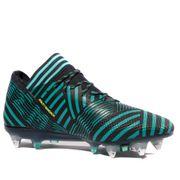 Nemeziz 17.1 SG Homme Chaussures Football Noir Bleu Adidas