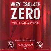 Zero Whey Isolate 750 g - Cookies et Crème