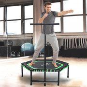 ISE Trampoline de Fitness