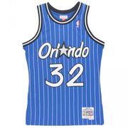 Maillot NBA Shaquille O'neal Orlando Magic 1994-95 Mitchell & ness swingman Hardwood Classic Bleu taille - S