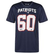 T-Shirt NFL New-England Patriots New Era Supporters 2018 Pour Hommes taille - M