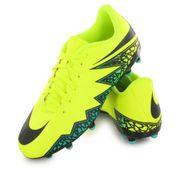 Nike Hypervenom Phelon Ii Fg jaune, chaussures de football enfant