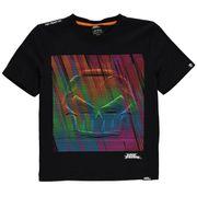 Moto T-shirt d'entrainement imprimé graphique Manche Courte Ras du Cou Graphique Imprimé
