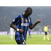 Maillot domicile Inter Milan 2010/2011 Eto'o-L