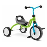 Tricycle enfant Puky Fitsch Caddy Play vert bleu