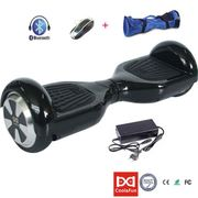 Hoverboard Cool&Fun Bluetooth Gyropode Smart two wheel Skateboard Noir 6.5