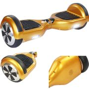Hoverboard Cool&Fun Golden Electric Skateboard Self Balancing Scooter 6.5
