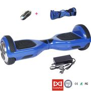 Hoverboard Cool&Fun Electric Self Balance Scooter 6.5 Gyropode Bleu