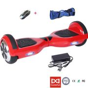Hoverboard Cool&Fun Electric Self Balance Scooter Rouge 6.5