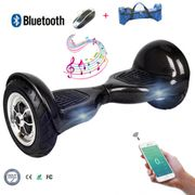 Hoverboard Cool&Fun Self Balancing Scooter 10 pouces Smart balance Bluetooth