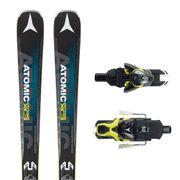 ATOMIC Vantage X 80 Cti Ski + Xt 12 Fixations Homme