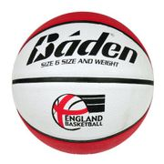 Baden England Basketball Ballon de basketball de luxe mixte Tan/Crème Size 6 2017 Sélection couleur - Tan/Crème