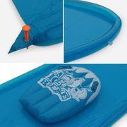 Tapis de glisse à eau 5 m TIBO ICE avec planche de surf gonflable, toboggan aquatique