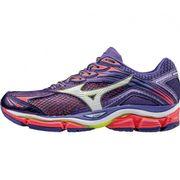 Mizuno - Wave Enigma 6 chaussures de running pour femmes (mauve/rose)