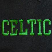 Celtic FC officiel - Polo de football pour homme - avec blason officiel