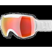 Uvex Downhill 2000 FM White Mat Red